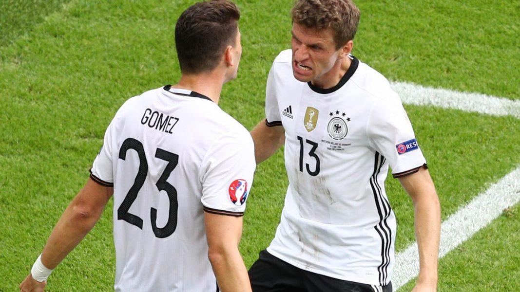 Alemanha ainda aguarda seu adversário das oitavas de final. (Divulgação/DFB Team)