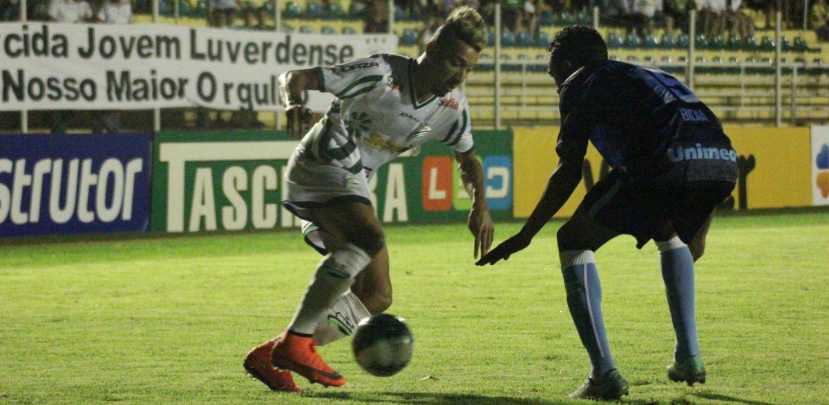 Londrina perdeu a segunda seguida. (Divulgação/ Luverdense)