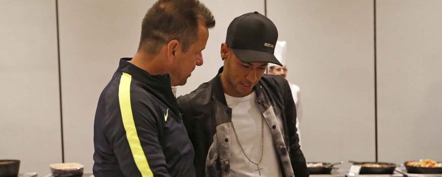 Neymar causou polêmica após eliminação da seleção. (Divulgação/ CBF)