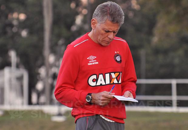 Autuori vê jogo contra Chape como chance de se afirmar fora de casa. (Divulgação/ Atlético)