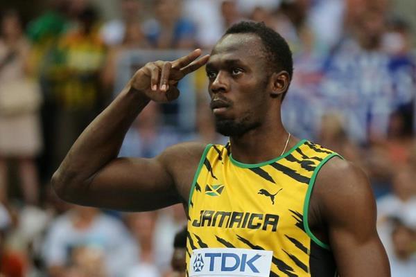 Bolt fez 9s88 nos 100 metros. (Divulgação/IAAF)