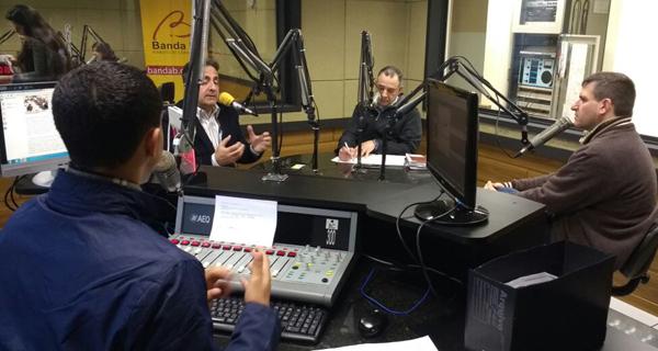 Banda B Rádio Debate vai ao ar no domingo