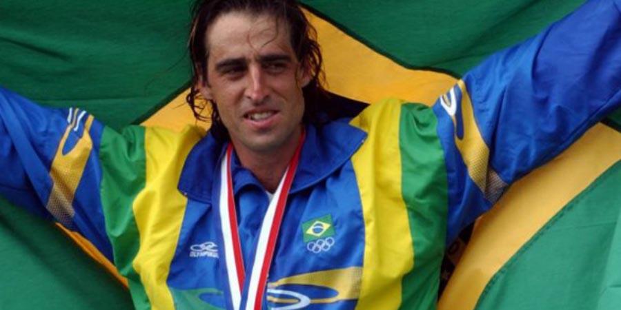 Meligeni ficou em quarto lugar na Olimpíada, mas foi campeão pan-americano em 2003. (Washington Alves/COB)