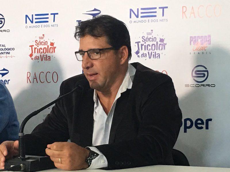 Marcelo Martelotte conseguiu o acesso para a Série A com o Santa Cruz no ano passado. (Monique Vilela/Banda B)