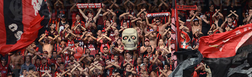 Atlético não quer mais sua torcida organizada nos estádios. (Divulgação/Atlético)