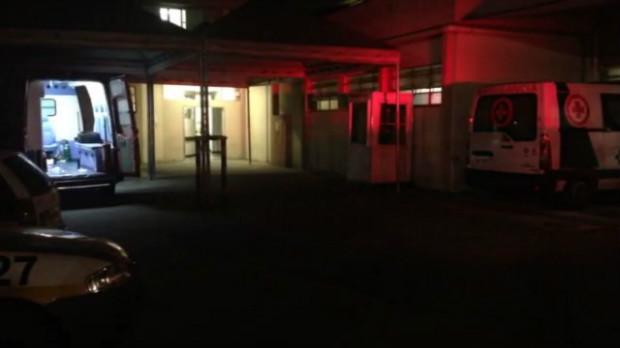Parte das vítimas foi encaminhada ao Hospital do Trabalhador (Foto: Colaboração)