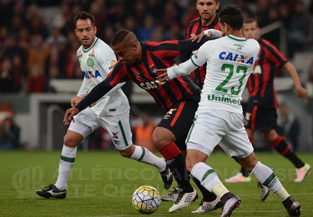 Furacão ficou no empate sem gols. (Divulgação/ Atlético)