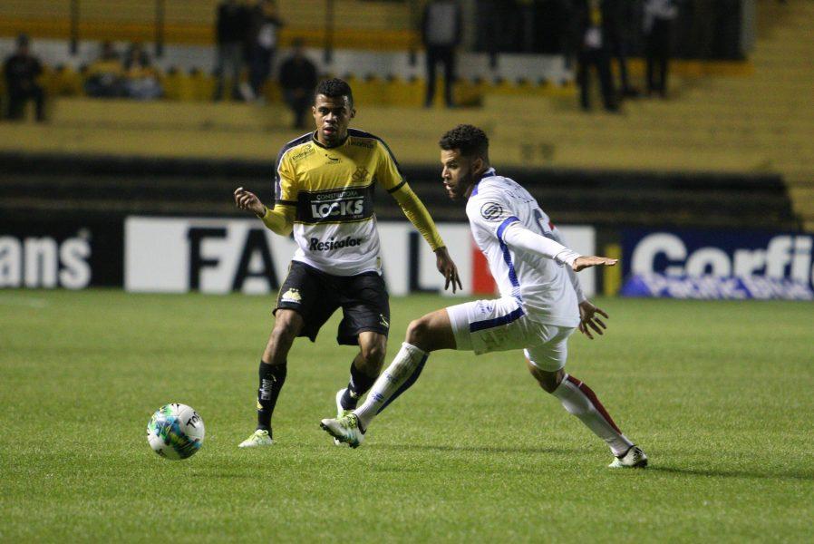 Paraná terminará a rodada mais uma vez na quinta posição. (Divulgação/Criciúma)