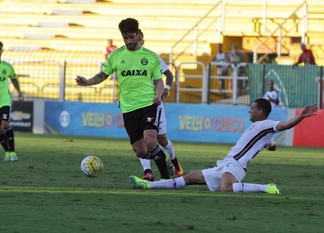Coritiba não levou gol nas últimas três partidas. (Divulgação/Coritiba)
