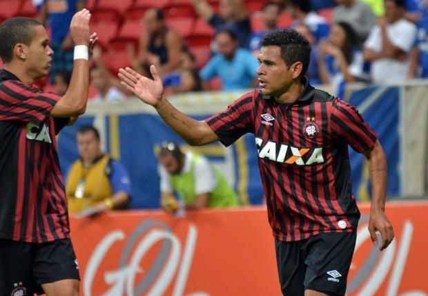 Éderson estaria acertando com o Vasco. (Divulgação/ Atlético)
