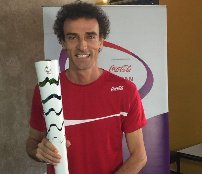 Emanuel minimiza os problemas às vésperas da competição. (Felipe Dalke/ Banda B)