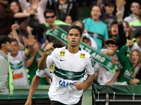 Evandro treinará com o grupo que jogará a Olimpíada. (Divulgação/Coritiba)
