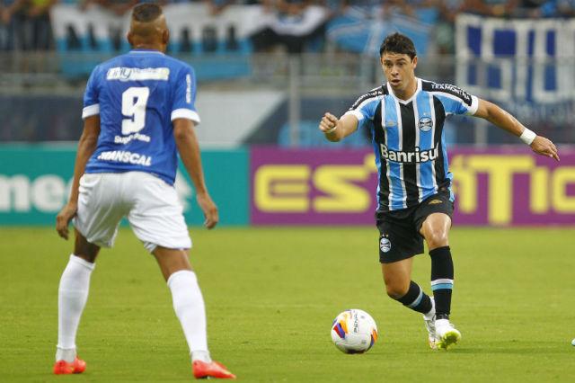 Giuliano vai jogar no Zenit por quatro anos. (Divulgação/Grêmio)