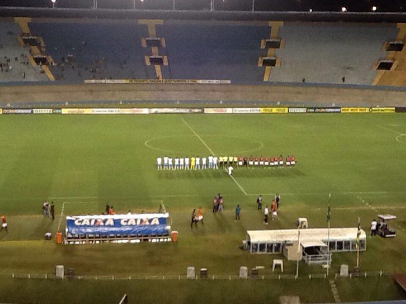 Londrina conseguiu sua segunda vitória fora de casa. (Divulgação/Atlético-GO)