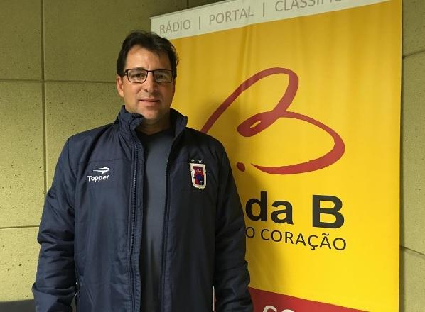 Martelotte falou sobre o acerto com o Paraná. (Felipe Dalke/ Banda B)