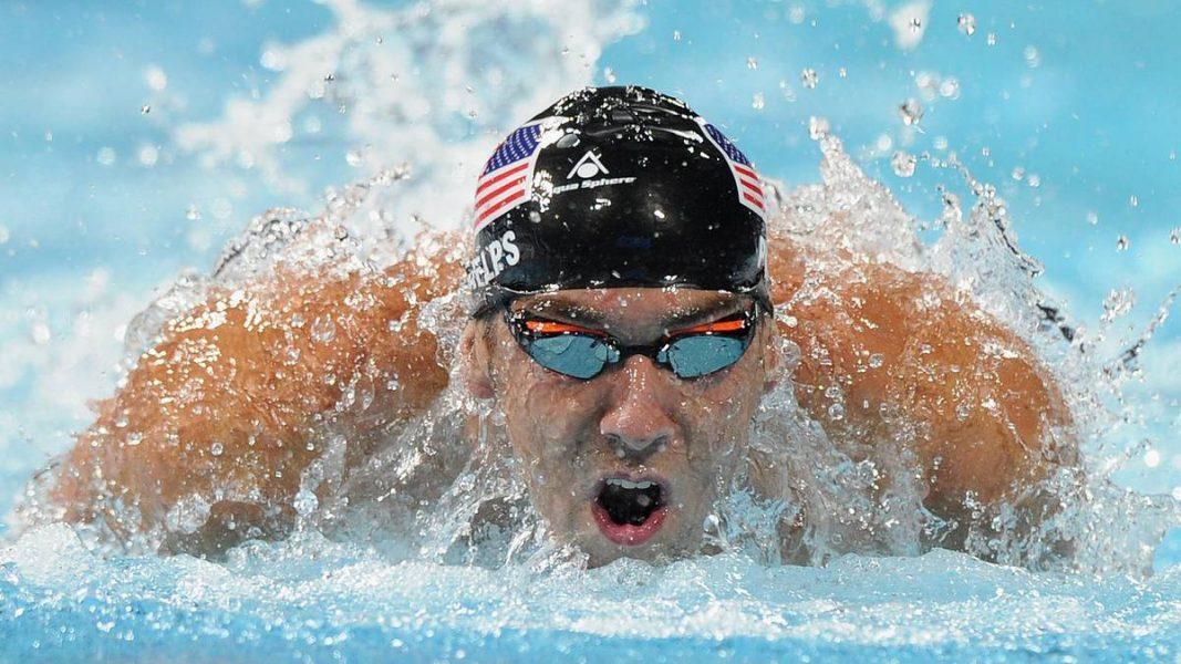 Michael Phelps já conquistou 22 medalhas olímpicas. (Divulgação)