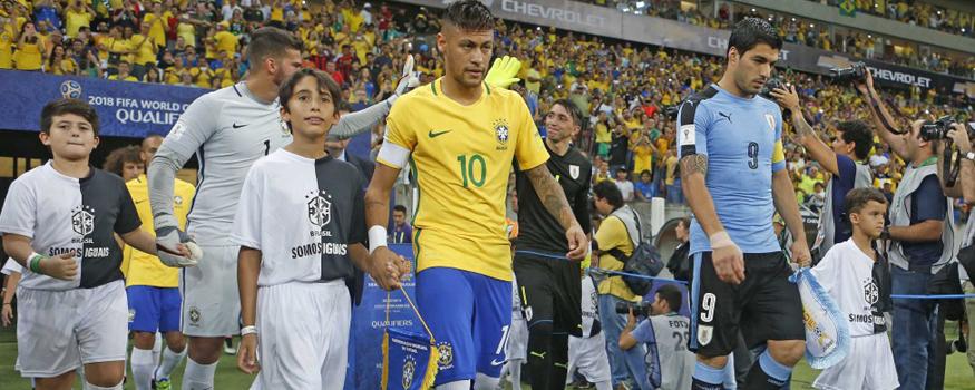 Atacante Neymar será o capitão da Seleção Olímpica. (Divulgação/ CBF)