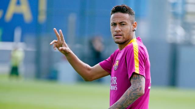 Neymar fica de fora dos melhores da Europa. (Divulgação/ Barcelona)