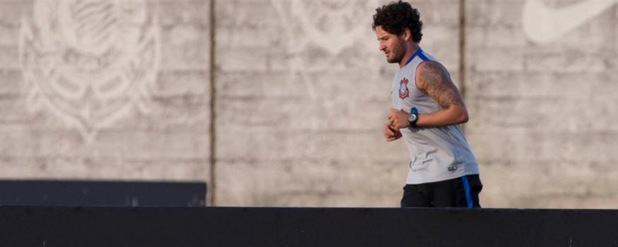Alexandre Pato defenderá o Villarreal. (Daniel Augusto Jr/ Agência Corinthians)