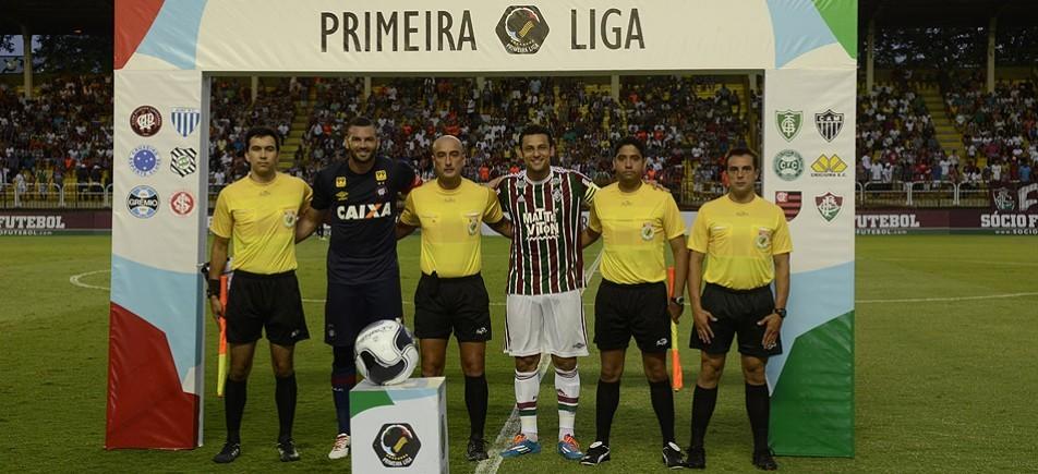 Primeira Liga deve ter três paranaenses em 2017. (Divulgação/ Atlético)
