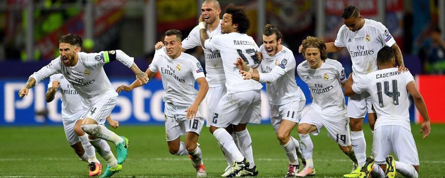 Real já tem data de estreia no Mundial definida. (Facebook/ Real Madrid)