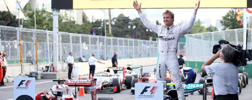 Rosberg é o atual líder do Mundial de pilotos. (Facebook/ Mercedes AMG Petronas)