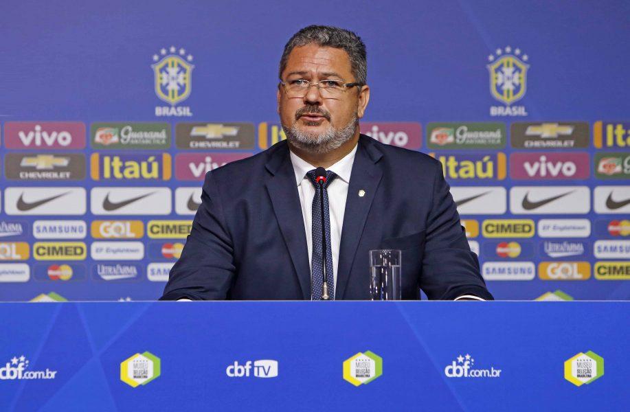 Rogério Micale terá a missão de treinar a seleção brasileira na Olimpíada. (Divulgação/CBF)