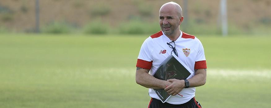 Sampaoli recusa oferta da Argentina. (Divulgação/ Sevilla)