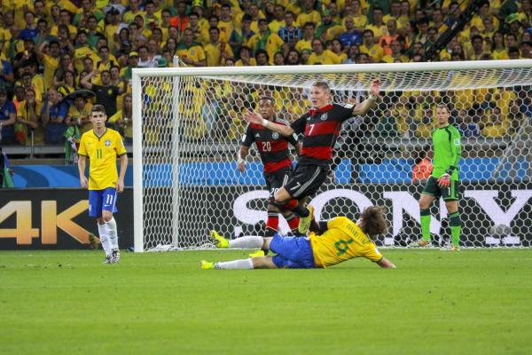 Schweinsteiger se aposenta da seleção. (Danilo Borges/ Portal da Copa)