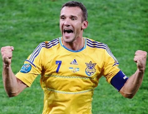 Shhevchenko assume comando da seleção. (Divulgação)