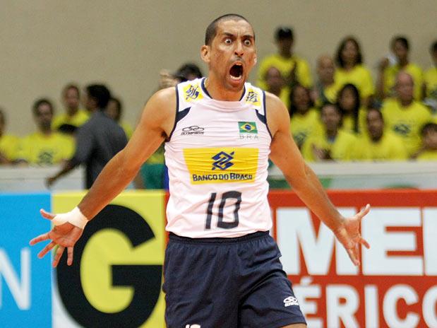 Serginho pode conquistar sua segunda medalha de ouro olímpica. (Divulgação)
