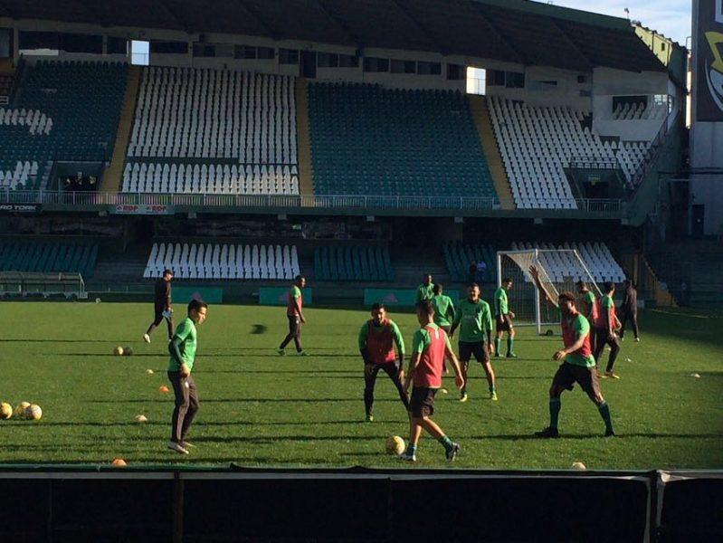 Coritiba tem apenas dois pontos como visitante. (Osmar Antônio/Banda B)