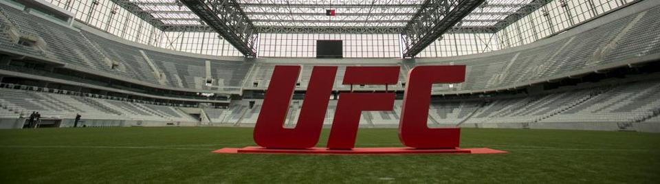 UFC foi vendido. (Divulgação)
