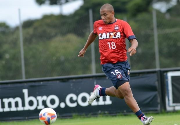 Walter admitiu que hoje é reserva do Atlético. (Divulgação/Atlético)