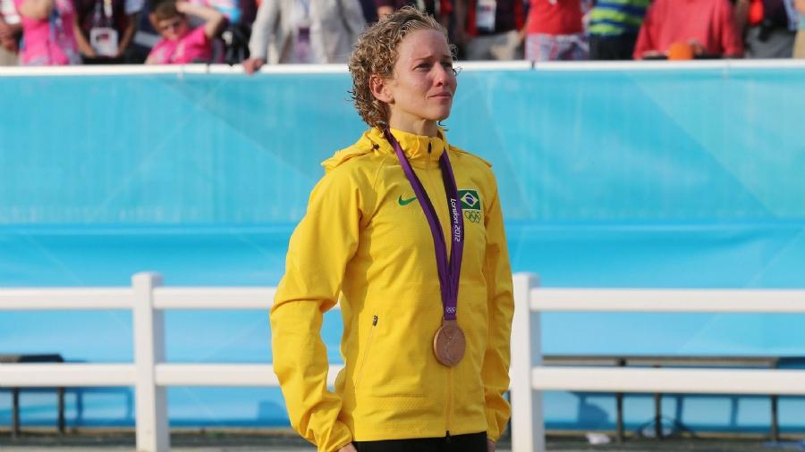 Yane Marques será a segunda mulher a carregar a bandeira. (Divulgação/COB)