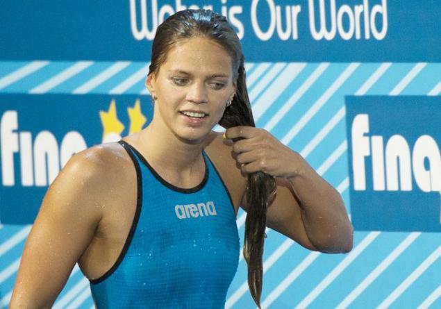 Yuliya Efimova é uma das atletas que não podem competir no Rio. (Divulgação/FINA)