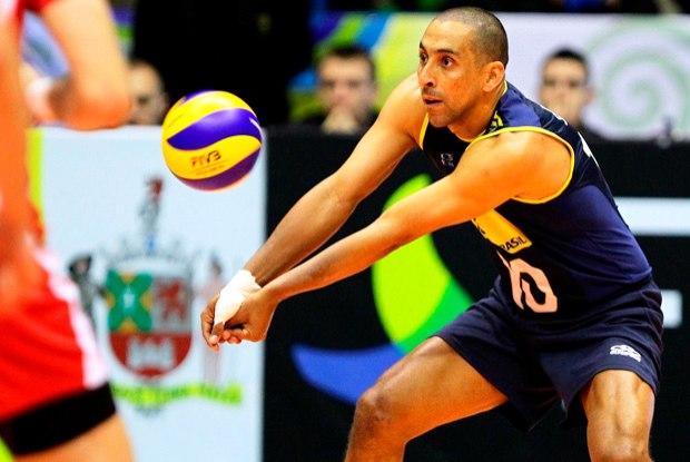 Serginho concorre com Robert Scheidt e Yane Marques. (Divulgação)
