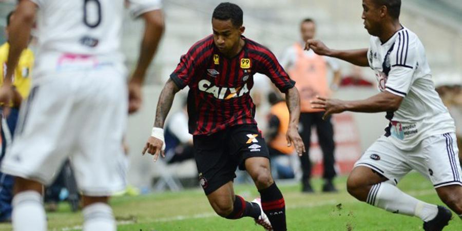 Eduardo foi indicado por Cristóvão Borges para jogar no Corinthians. (Divulgação/Atlético)