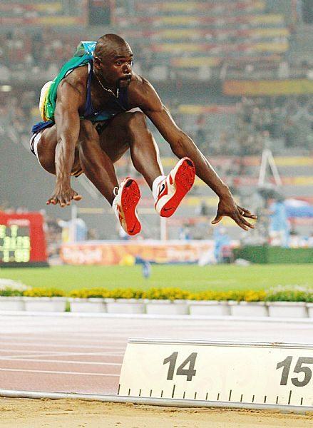 Jadel Gregório disputou duas vezes a Olimpíada na carreira. (Washington Alves/CBAt)
