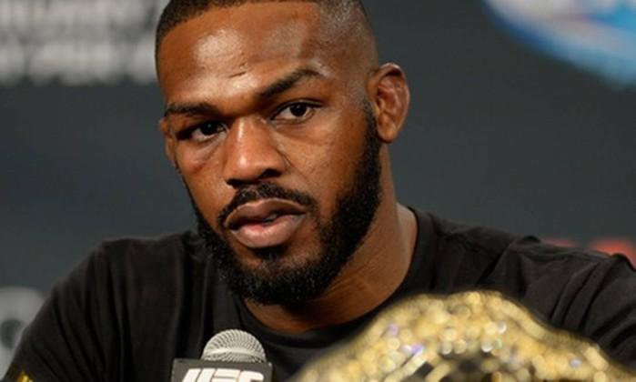 Jon Jones caiu no antidoping. (Divulgação/UFC)