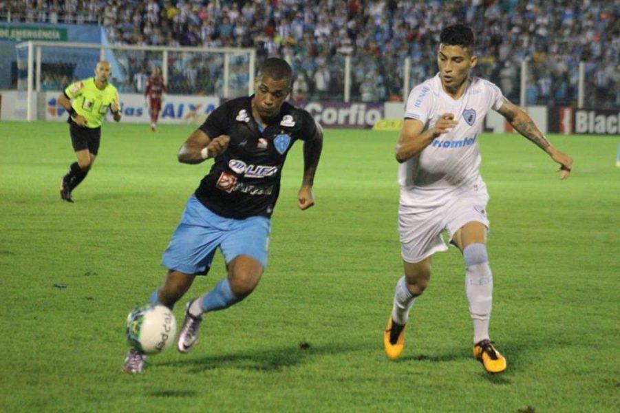 Londrina não perdeu nas últimas três rodadas. (Fernando Torres/Paysandu)