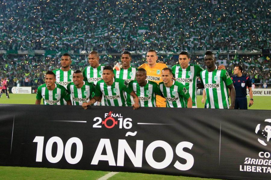 Atlético Nacional conquista a Libertadores pela segunda vez. (Divulgação)