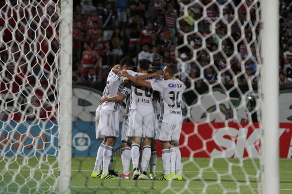 Coritiba encara Vitória pela terceira vez na história na Sul-Americana. (Divulgação/Coritiba)