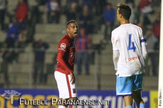 Paraná empatou os últimos dois jogos por 0 a 0. (Geraldo Bubniak/Futebolparanaense.net)