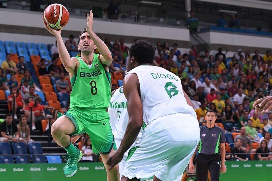 Brasil torce contra a Espanha para avançar em quarto. (Divulgação/CBB)