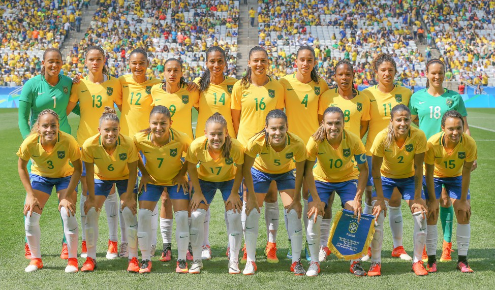 Brasil terminou a Olimpíada em quarto lugar. (Ricardo Stuckert/CBF)