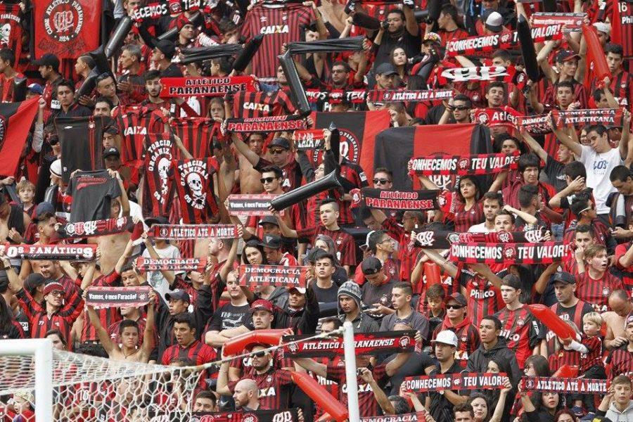 Atlético ainda não perdeu jogando com o apoio da torcida. (Geraldo Bubniak)