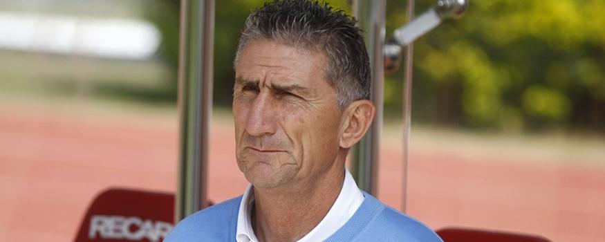 Edgardo Bauza assume a seleção argentina. (Fernando Nunes/ sãopaulofc.net)