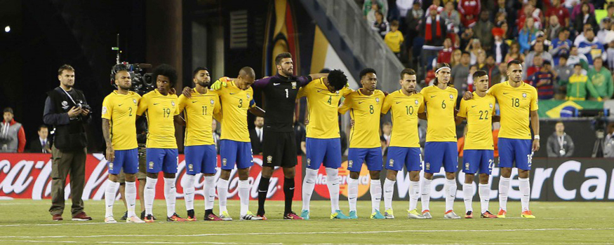 Seleção brasileira mantém posição no ranking da Fifa. (Divulgação/ CBF)
