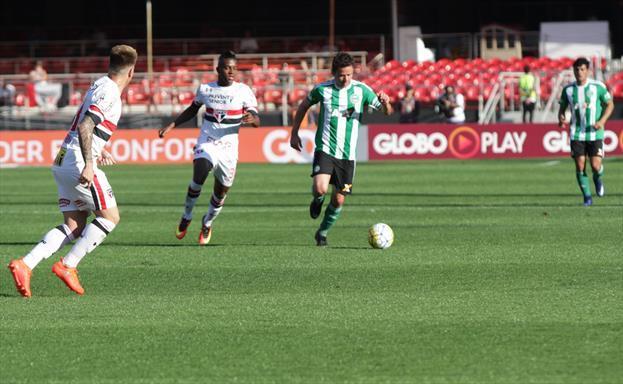 Coxa empatou com o São Paulo no Morumbi. (Divulgação/ Coritiba)